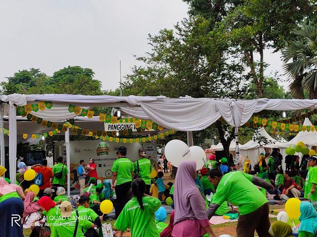Berkunjung Ke Festival Gerakan Warung Nasional