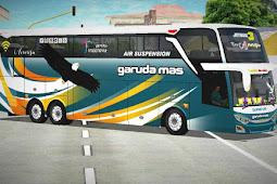 Bus 3 Garuda Mas by Moez Edane