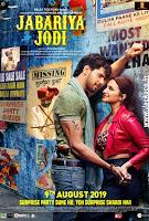 Jabariya Jodi First Look Poster 10