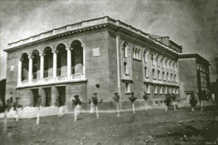 Lec Fishta, Teatri Migjeni