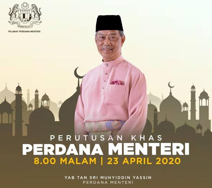 Perintah Kawalan Pergerakan (PKP) Dilanjutkan Fasa 4 Sehingga 12 Mei 2020