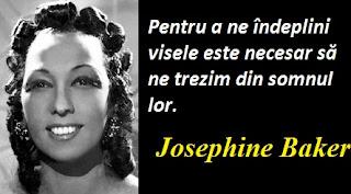 Citatul zilei: 3 iunie - Josephine Baker