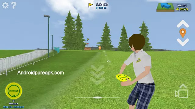 Disc Golf Game Apk
