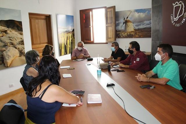 Cabildo de Fuerteventura  refuerza las labores de conservación de la fauna silvestre con la entrada de un nuevo equipo multidisciplinar