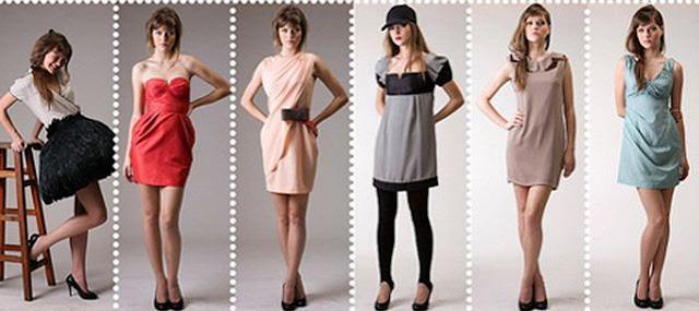 Gambar Model Kerah Baju Wanita Terbaru