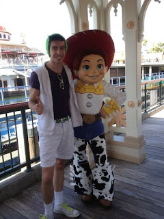 Personas con una gran influencia Disney.