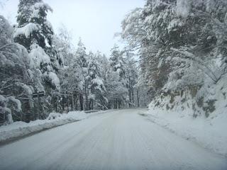 Зима в Русе