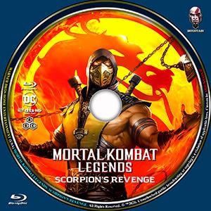 Caratulas Mountain Mortal Kombat Legends Scorpion S Revenge