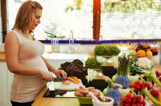 Listeria Infection Treatment in Pregnancy