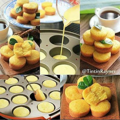 Gambar Kue Bika Ambon Original