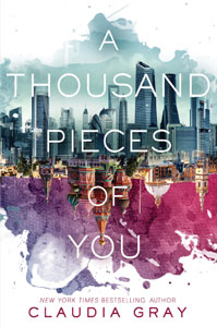 Cover Love: A Thousand pieces of you-Claudia gray