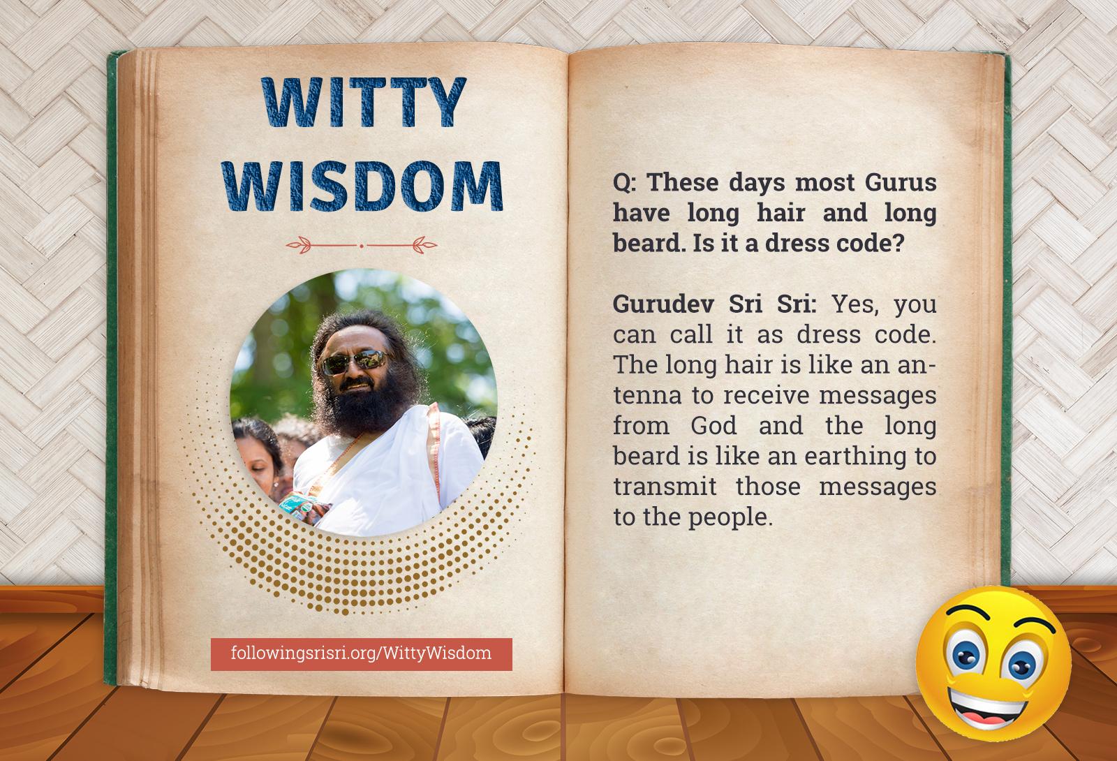 Dress Code | Witty Wisdom