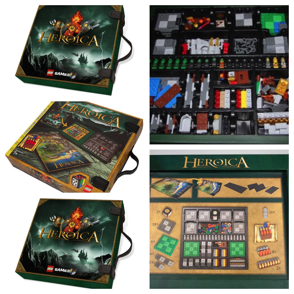 Wizards Never Wear Armor Lego Heroica Gone But Not Forgotten
