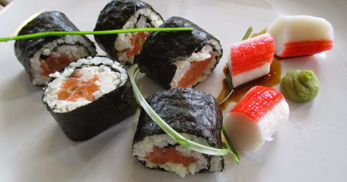 Sushi Kylmäsavulohi