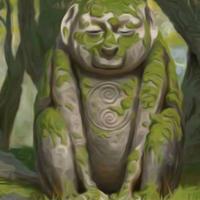 FunEscapeGames - God Statue Forest Escape