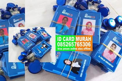 CETAK ID CARD PELALAWAN