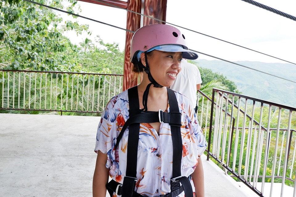 Cebu Safari Adventure Rides Zip Line