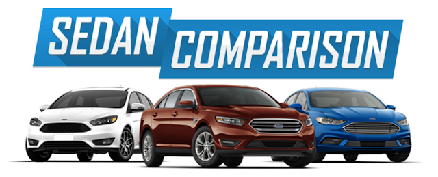Compare Ford Cars Side By Side at North Brothers in Westland, MI