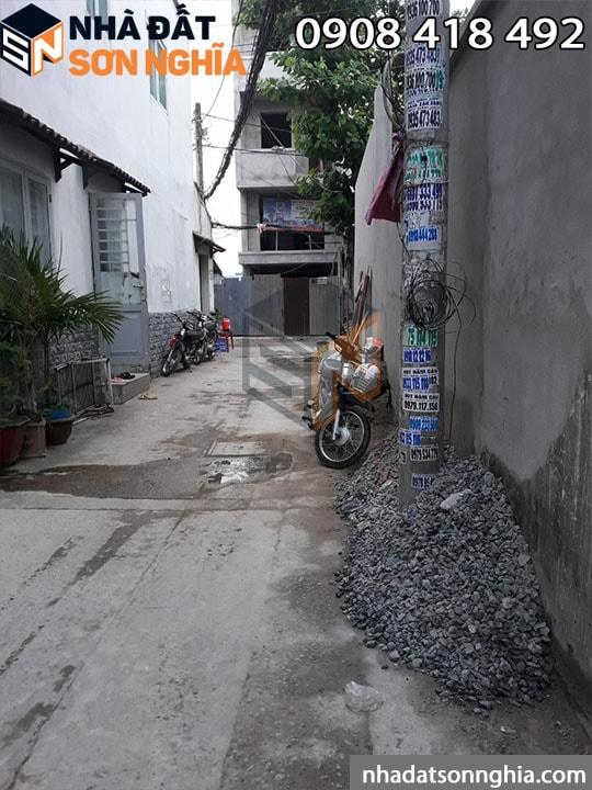 Nhà Gò Vấp phường 14