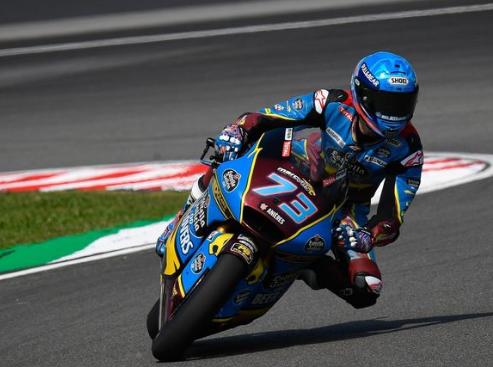Alex Marquez (73 ) Juara Moto2 2019