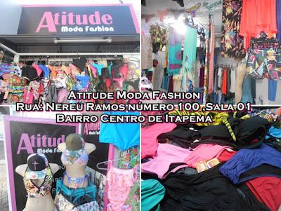 atitude moda fashion
