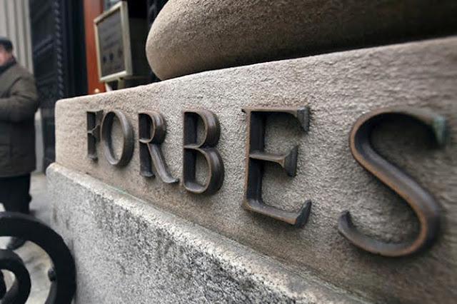 Ocho empresarios armenios en Forbes