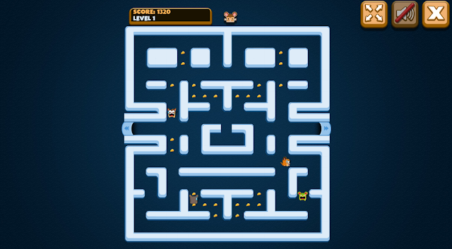 Play Pac Rat Online