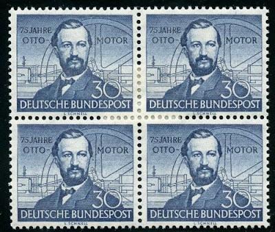 Nicolaus Otto Germany 1952