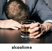 Action de l'alcool sur les organes.