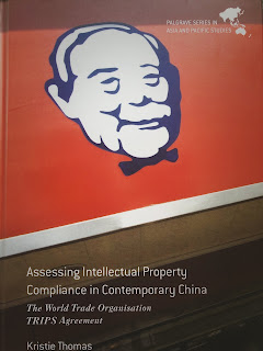 Book review: Assessing Intellectual Property Compliance in Contemporary China