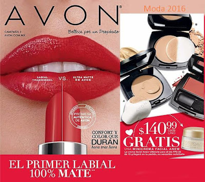 catalogo avon cosmeticos c-3-2016