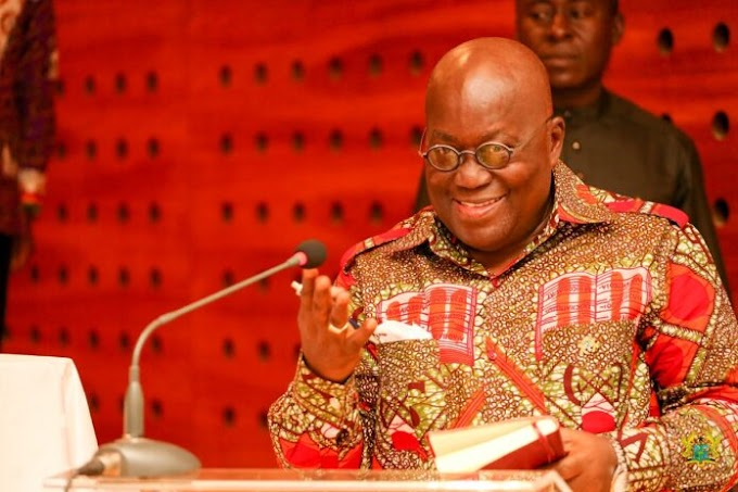 COVID-19: I'm determined to protect jobs – Akufo-Addo