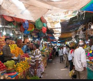Berada di Tengah Pasar