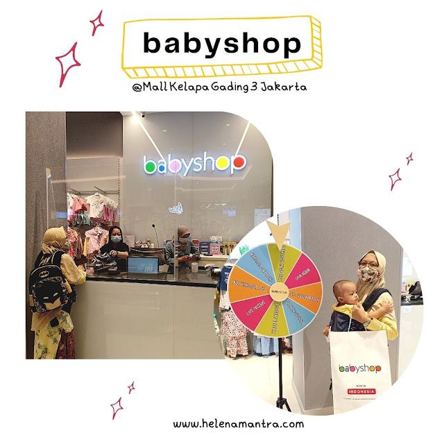 toko perlengkapan bayi di jakarta utara