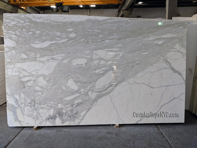 Calacatta Gold Marble Slabs NYC