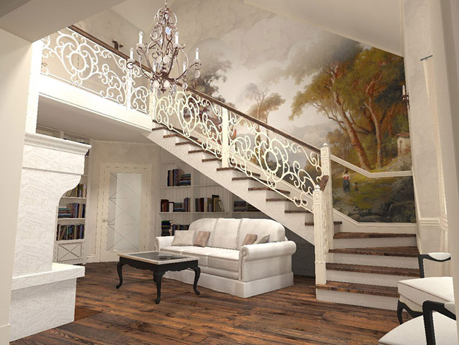 Modern Interior Staircase Designs 2018