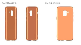 Samsung Galaxy A5 and A7 (2018) with Infinity Display