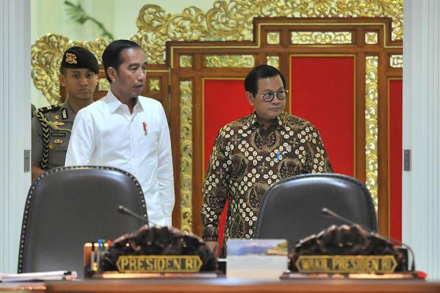 Pagu Indikatif 2020, Presiden Jokowi: Antisipasi Dinamika Global, Tetap Sehat dan Perkuat Daya Saing