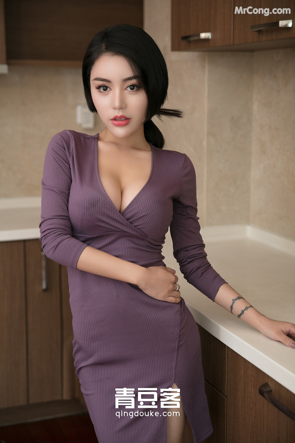 Image QingDouKe-2017-11-22-Lu-Zi-Qi-MrCong.com-007 in post QingDouKe 2017-11-22: Người mẫu Lu Zi Qi (陆梓琪) (51 ảnh)