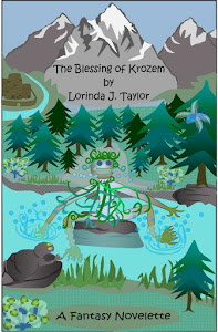 FREE at Smashwords! THE BLESSING OF KROZEM: A FANTASY NOVELETTE