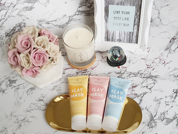 Review Emina Clay Mask Series