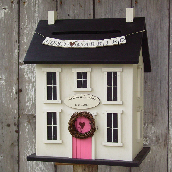 Perfect Wedding Gift Ideas: The Hand Crafted Cottage: 5 Perfect Bridal Shower Gifts