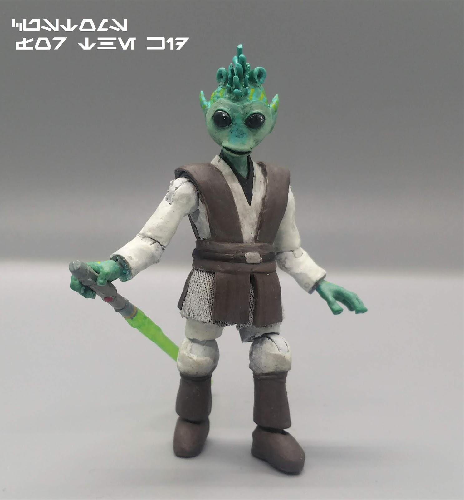 Star Wars Customs For The Kid Jedi Younglings Created By Customs For The Kid Part Two Find this pin and more on star wars: star wars customs for the kid jedi