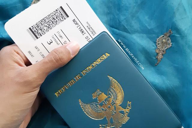 Persiapkan Paspor