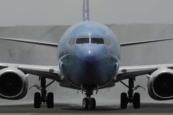 ULTIMA HORA: avion de indonesia Desaparece del radar.