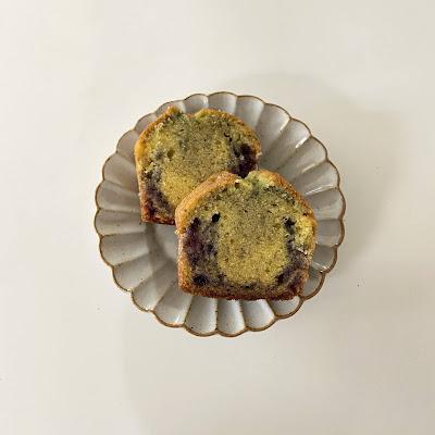グルテンフリー,米粉,パウンドケーキ