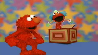 Elmo's World Opposites