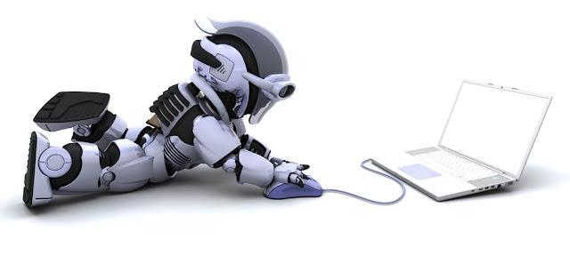 robot forex trading