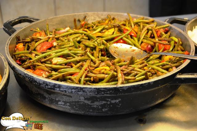 green beans שעועית ירוקה