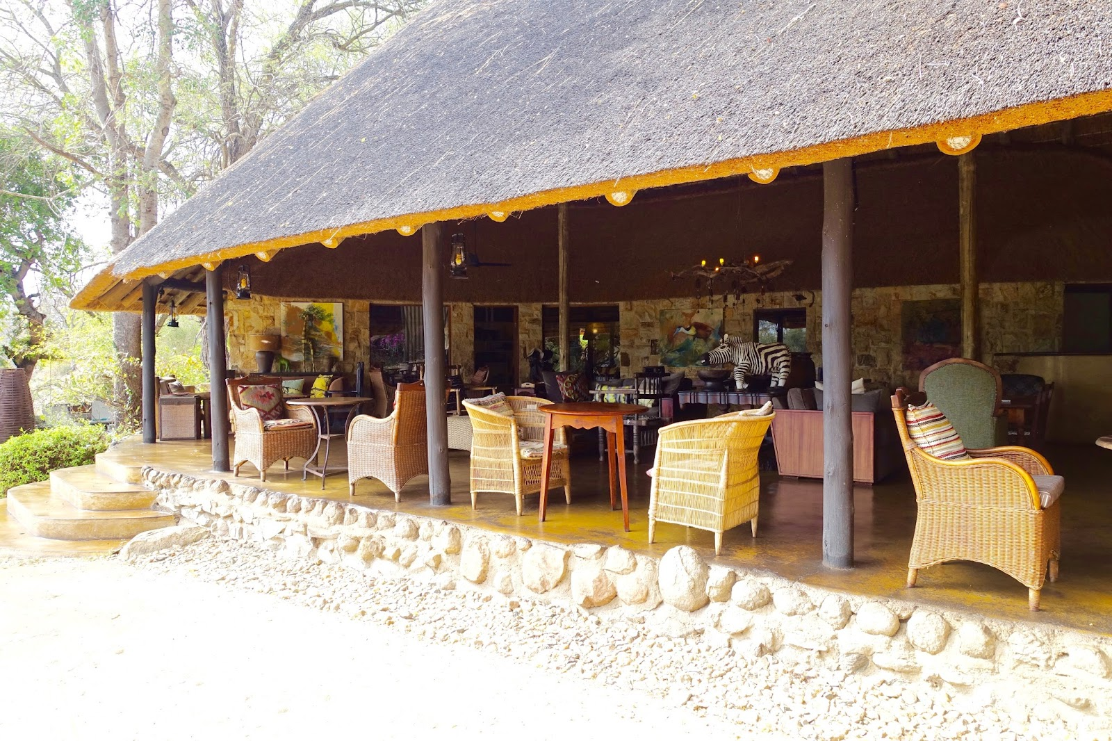 motswari game lodge facilities